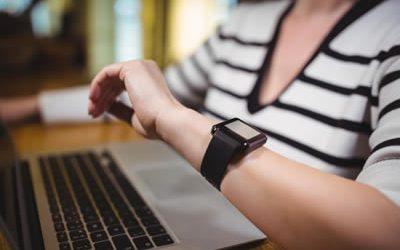Modificación temporal horario de trabajo